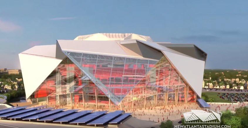 Stadium Soundproofing - Atlanta, GA
