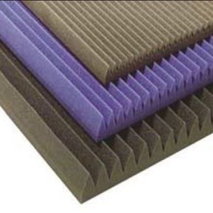 Acoustic Absorption Foam