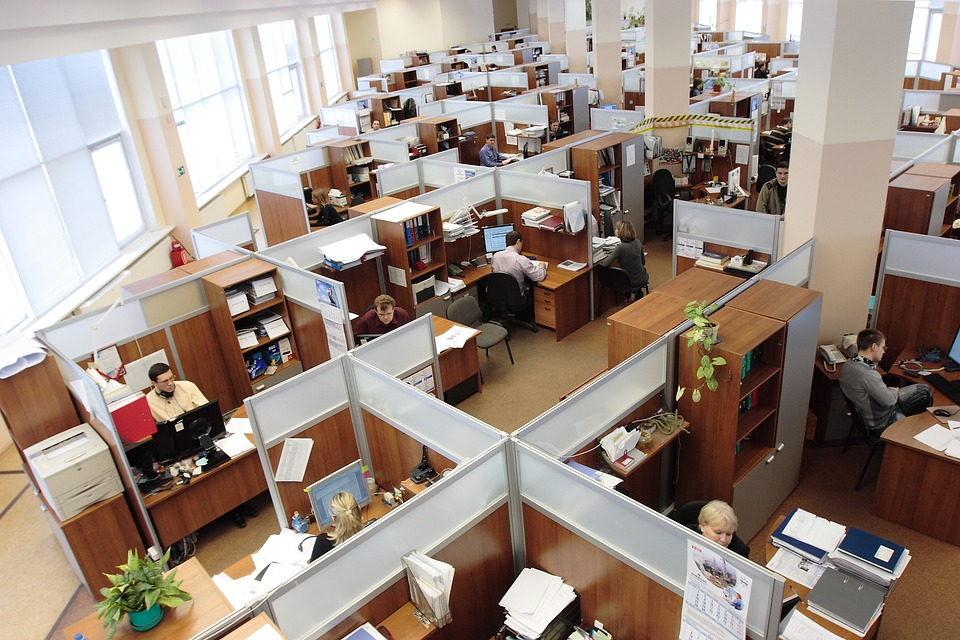 Commercial Acoustics Office Soundproofing and Acoustics