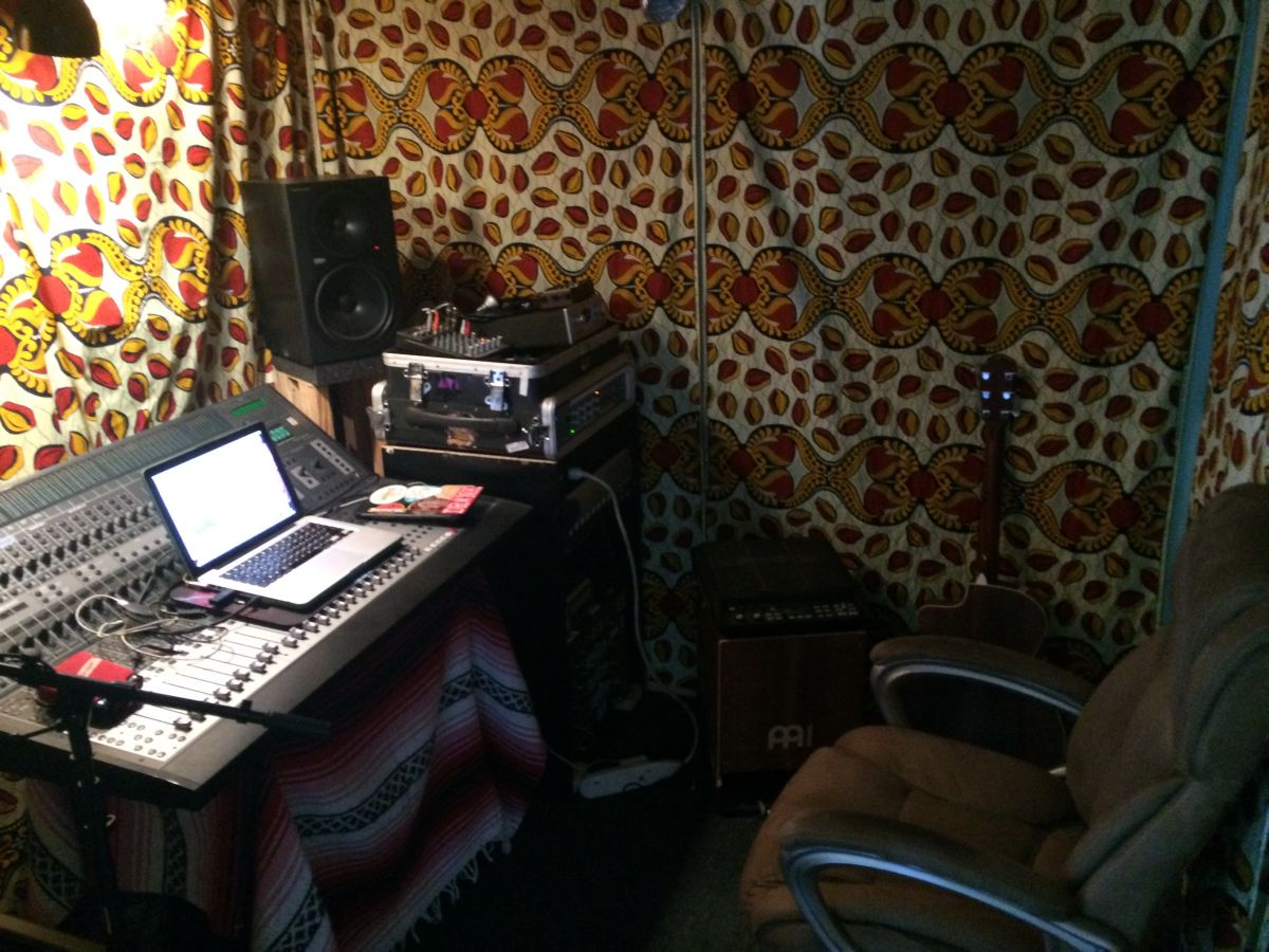 soundproofing home studio
