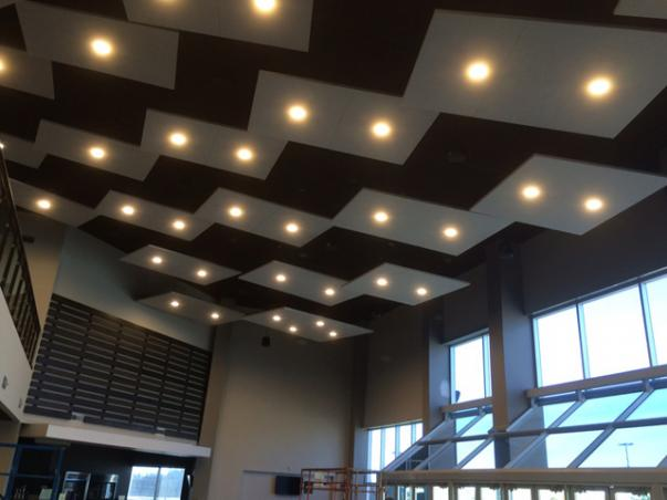 Acoustic Ceiling Cloud commercial acoustics