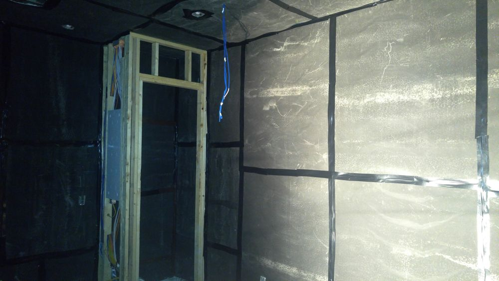 soundproofing for home theater