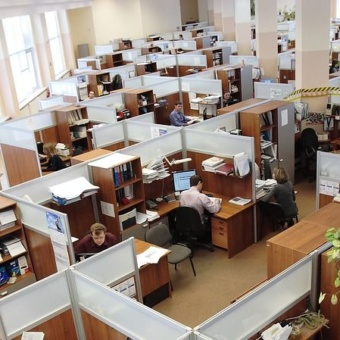 Noisy Offices & Open Concepts