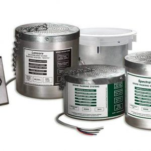 sound masking components