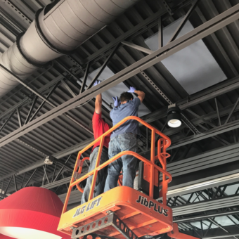 commercial acoustics acoustical consulting installation