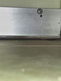 commercial acoustics door sweep