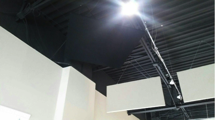commercial acoustics absorption panels
