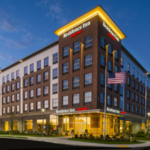 Residence Inn Highway Soundproofing