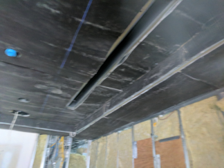 Commercial Acoustics Hotel Soundproofing Ceiling