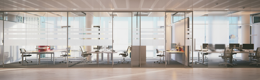 open floor office. Closed Office Plan With Acoustic Treatment For Speech Privacy Open Floor