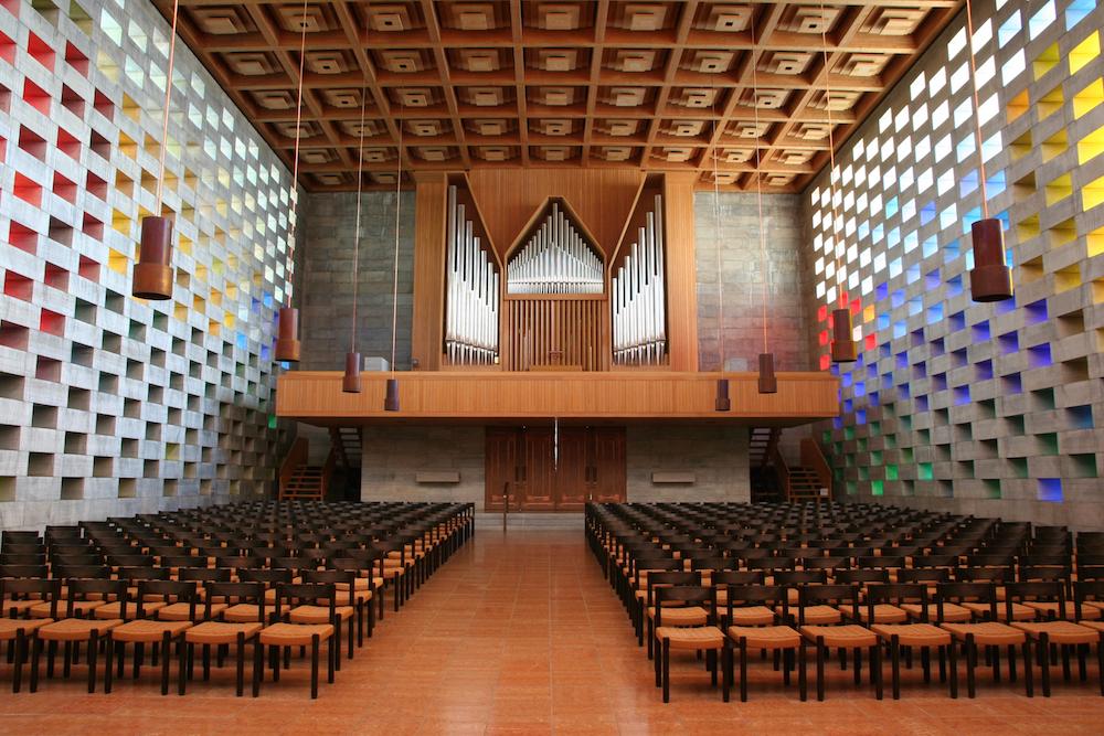 acoustics for worship center
