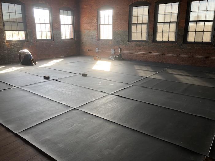 FloorBlokker Armature Works