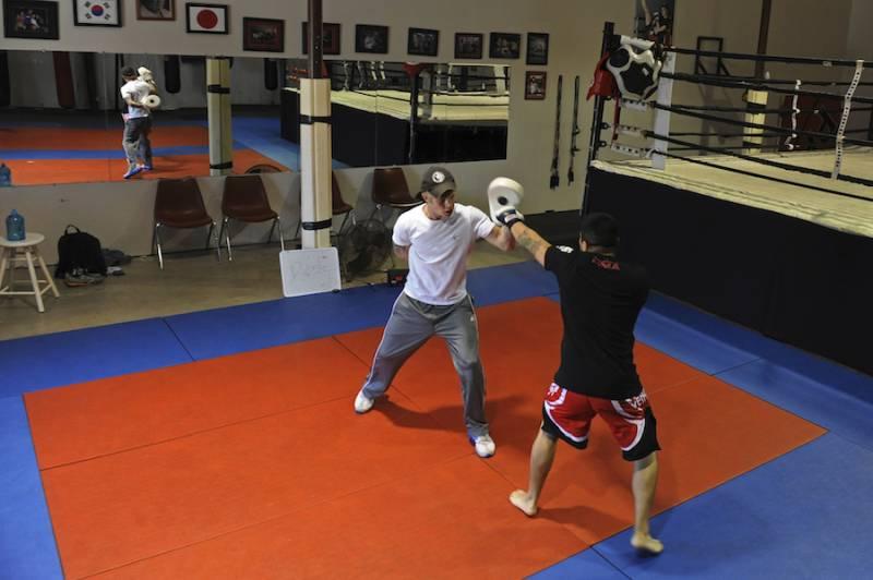 Kickboxing Studio Soundproofing