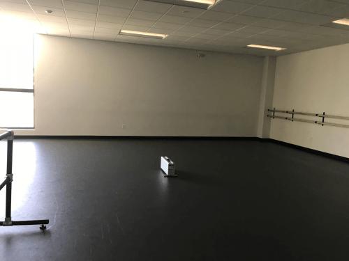 Dance Studio IIC Testing