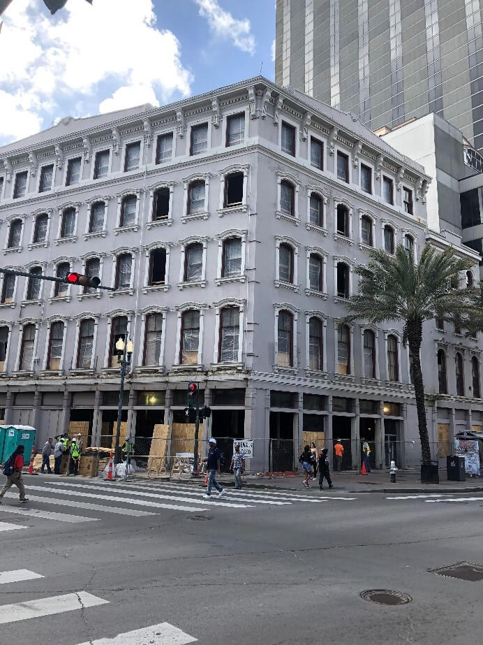 Commercial Acoustics Provides Custom Soundproofing for Local New Orleans Landmark