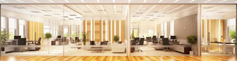 Commercial Acoustics lends hand on office privacy issue