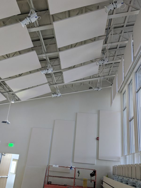 Acoustic Absorption Panel Commercial Acoustics
