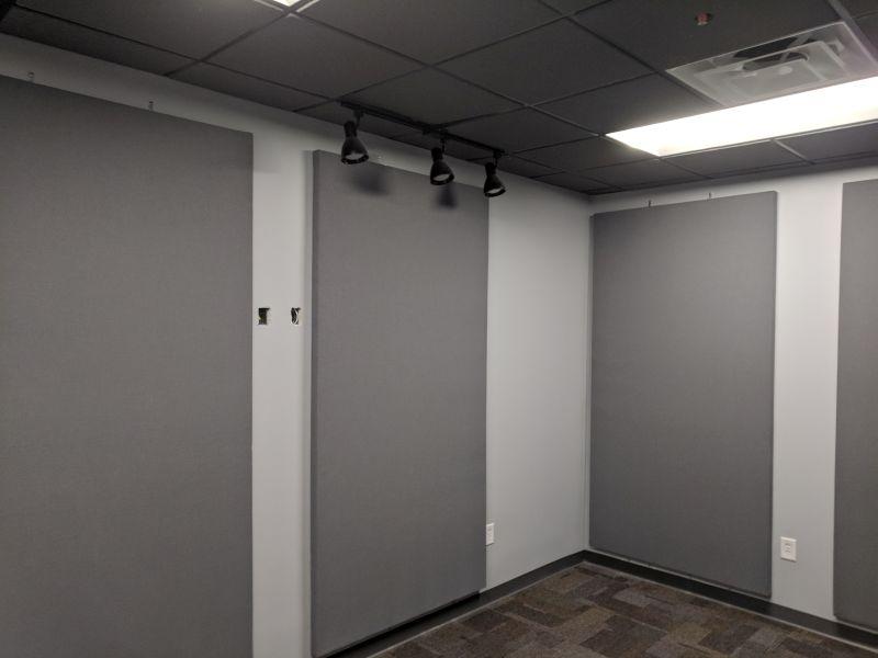 broadcast studio acoustics