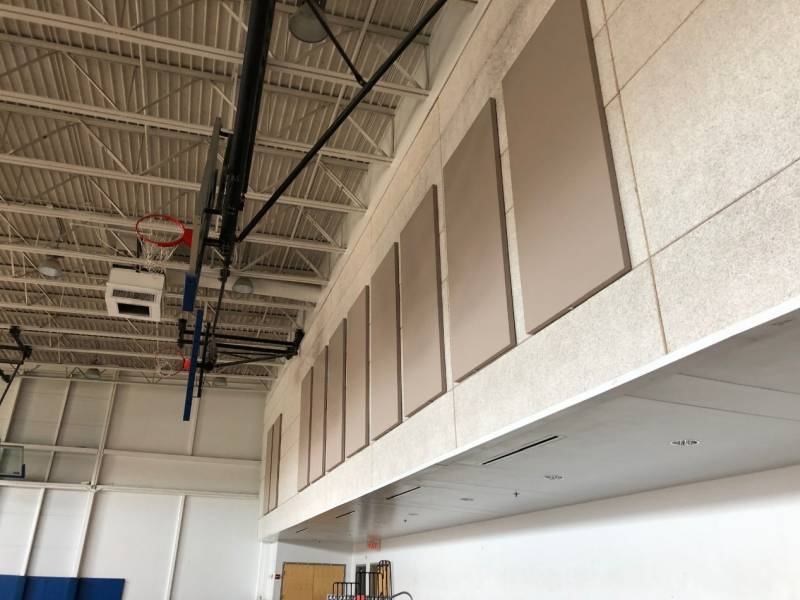 Gym Acoustic Panels